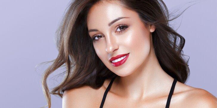 Procedury pro vaši krásu: nabité kosmetické balíčky nebo trvalá na řasy