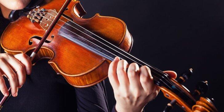 Slavnostní Silvestrovský koncert - slavné hudební bonbónky