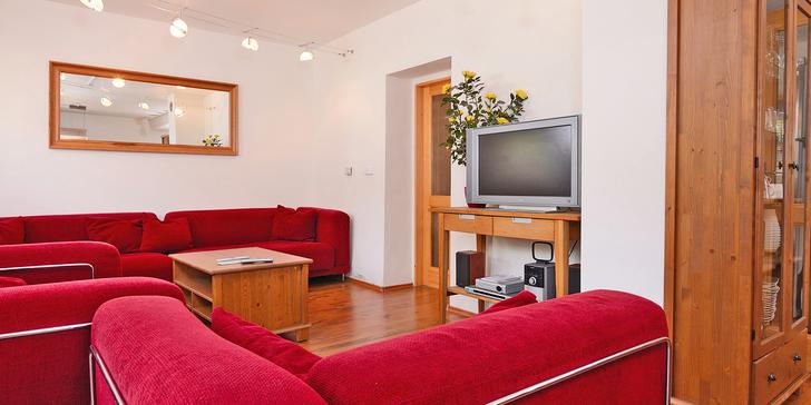 Pohodový podzim v Rokytnici nad Jizerou – luxusní apartmány až pro 17 osob