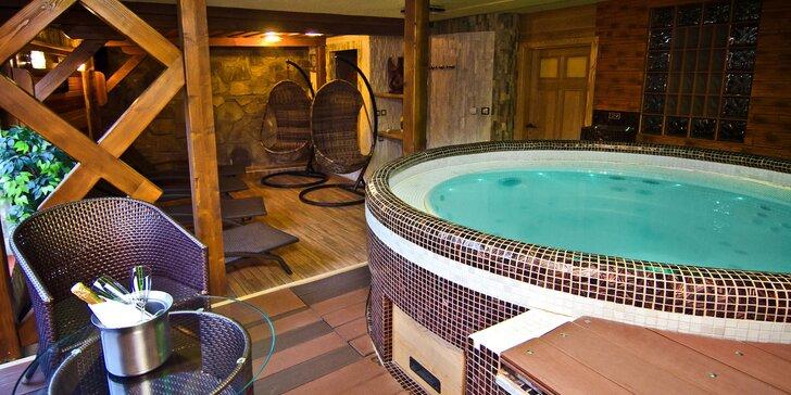 Relax na Kysucích: komfortní penzion blízko skiareálu s polopenzí a wellness
