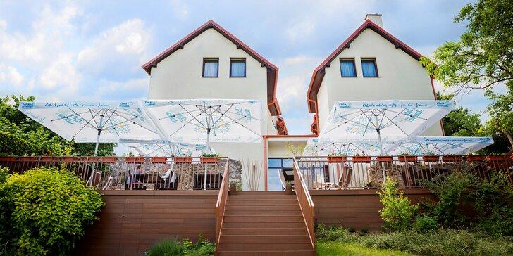 Víkend ve dvou: 4* hotel u zámku Bojnice, polopenze a krásné lázeňské město