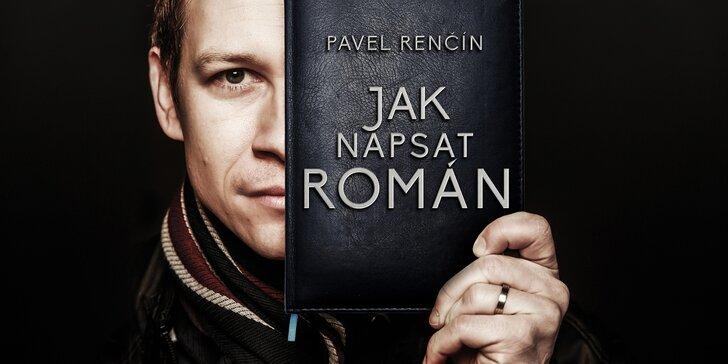 Video kurz Jak napsat román od spisovatele Pavla Renčína