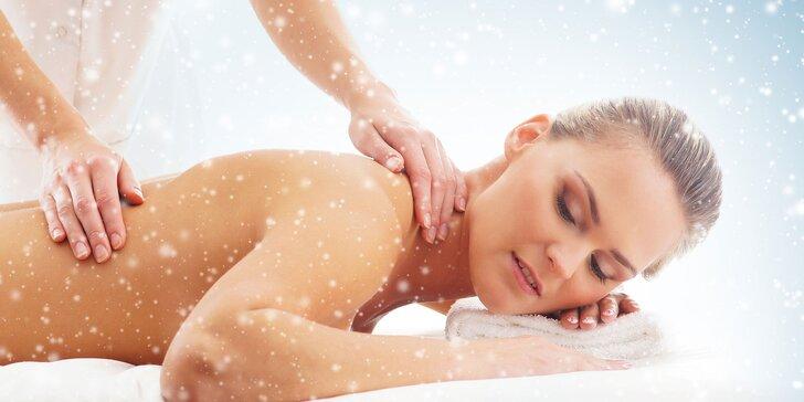 Ráj pro záda: hodinová masáž podle vašeho výběru