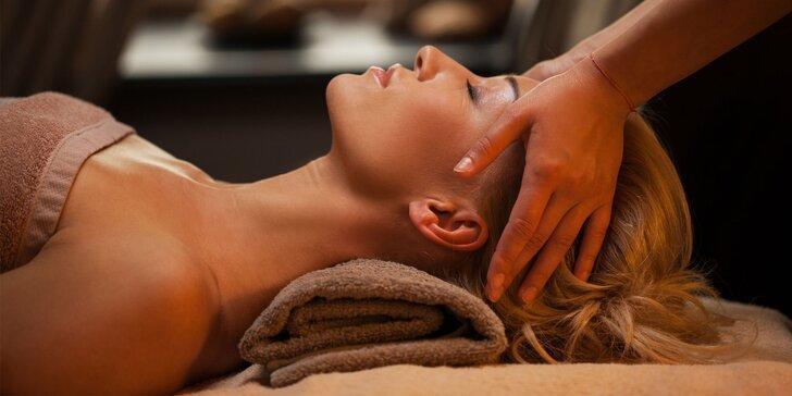 Odpočiňte si od stresu: Profesionální masáž dle výběru od studenta fyzioterapie