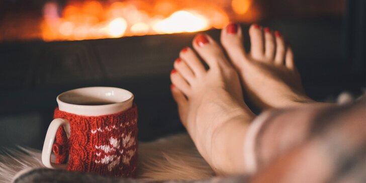 Voňavá péče o nohy: pedikúra s aroma oleji a masáží nohou