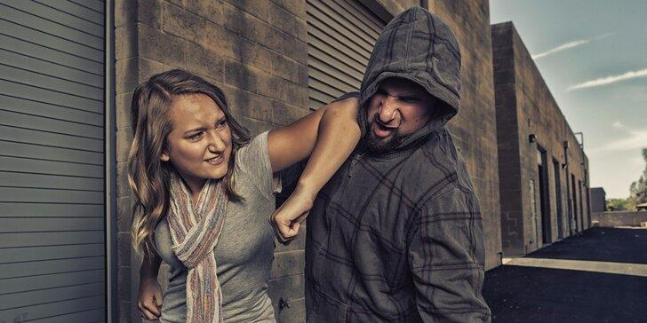 Jak se chytře ubránit– minikurz sebeobrany pro ženy i muže