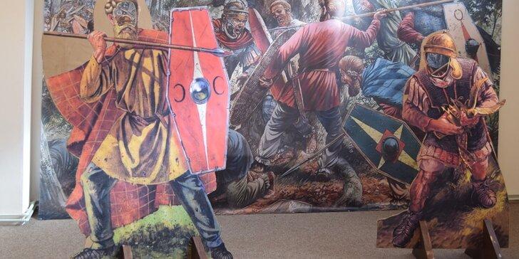 Výstava Ve stínu Impéria - Germáni a doba římská na Rakovnicku