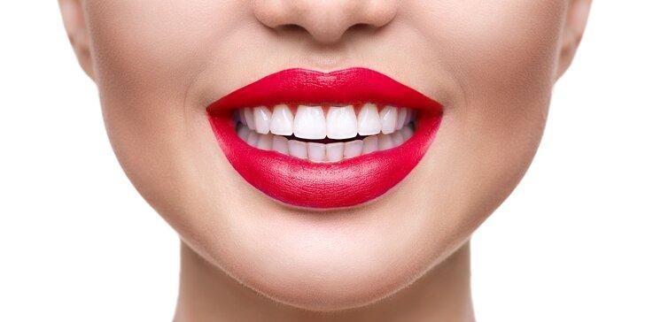 Zářivý úsměv bez peroxidu: technologie bělení zubů z USA Star White
