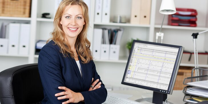 Online kurz práce v Excelu: naučte se základům za 65 minut