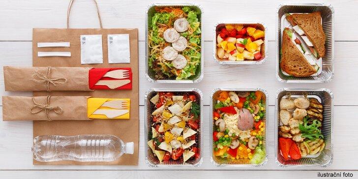 Tenhle týden vařit nemusíte – zdravé a vyvážené pokrmy na 5 dní