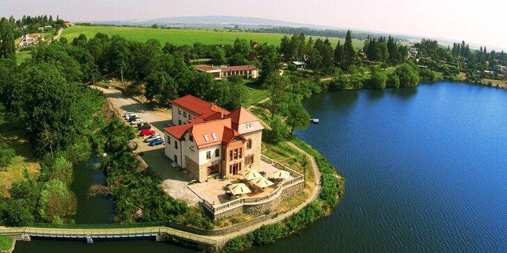 1 - 2 noci v prvorepublikovém stylu na Moravě: Skvělé jídlo i lahev Prosecca