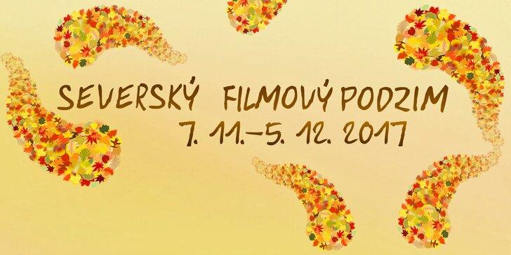 Severský filmový podzim v Lucerně: 2 vstupenky na film v rámci festivalu