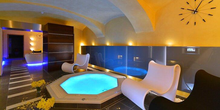 Pohoda na Vysočině: 4* wellness hotel, aquapark i vstup na výstavu betlémů