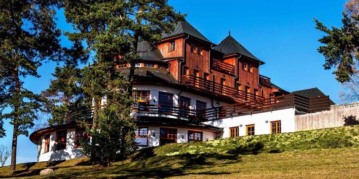 3 dny ve Varech: hotel v přírodě bokem od centra, wellness, klid a boží výhled
