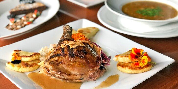 Oslavte sv. Martina gurmánským menu v legendárním hostinci U Kalendů