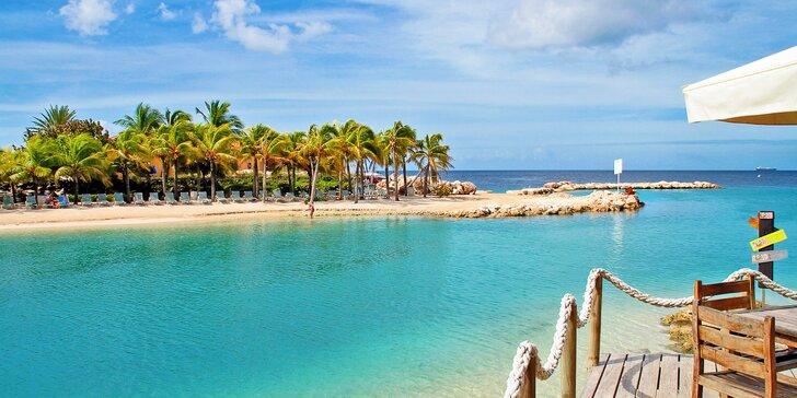 Záloha na zájezd do Karibiku: dovolená nabitá exotikou, výlety a šnorchlováním