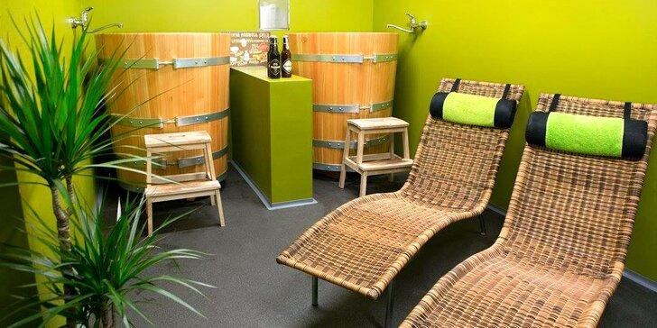 Za odpočinkem do Poděbrad: ubytování v centru, polopenze a pivní lázně