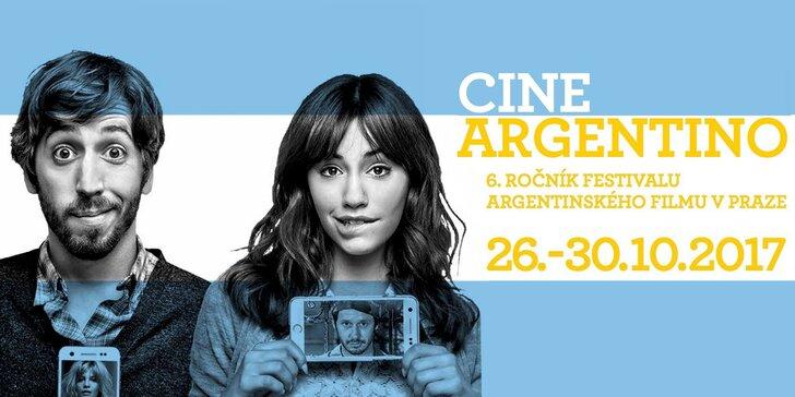 Do Lucerny na 6. ročník festivalu argentinského filmu Cine argentino