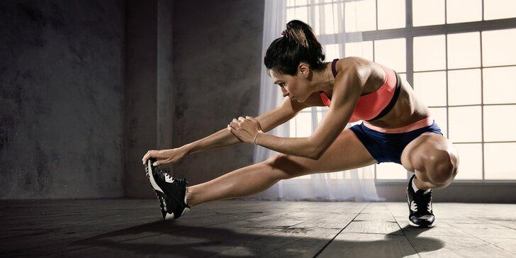 60minutová lekce s osobní fitness trenérkou na Chodově