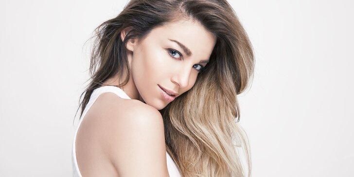 Užijte si svoji chvilku krásy: střih a regenerace pro všechny délky vlasů