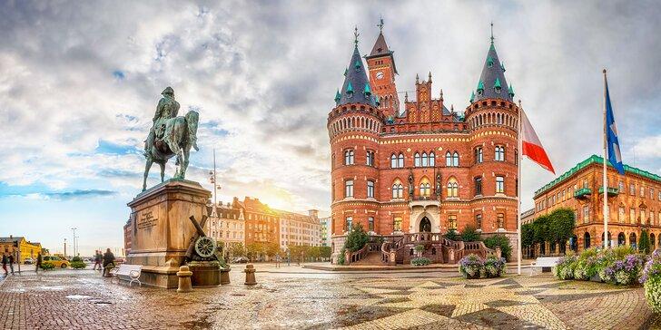 Jet, či nejet? Určitě jet: 3denní výlet do Švédska i Dánska po stopách Hamleta