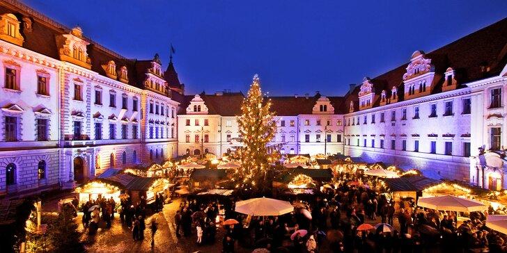 Odpočiňte si v předvánočním shonu: vydejte se na vánoční trh do Regensburgu