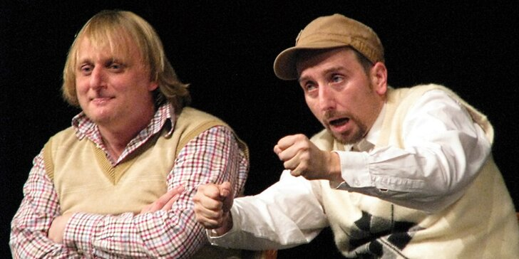 Vstupenka na představení Nekorektní skeče - Tros Boys v Kině Dlabačov