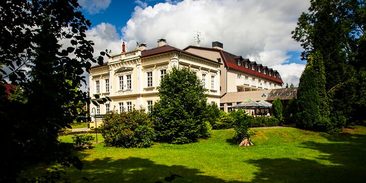 Relax v hotelu Morris: polopenze, balíček wellness i možnost noci zdarma
