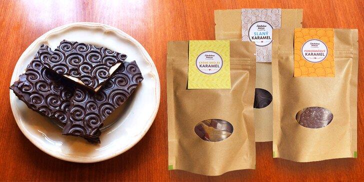 Vítejte ve světě čokoládové rozkoše: Kvalitní ručně vyráběná čokoláda dle výběru