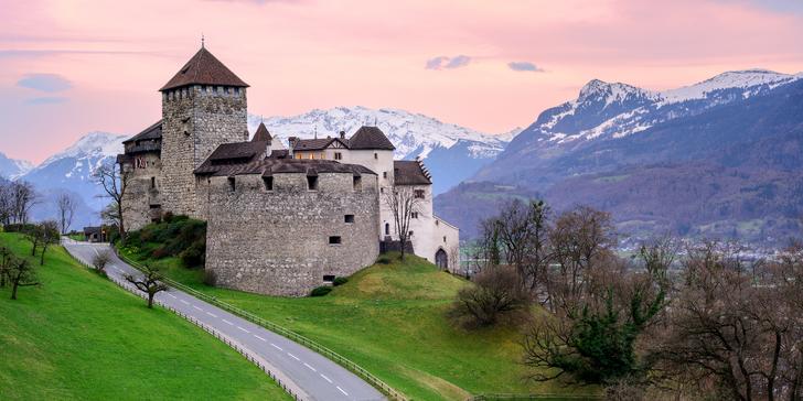 Poznejte krásná místa ve 3 státech: Lichtenštejnsko, Bregenz a Lindau s průvodcem