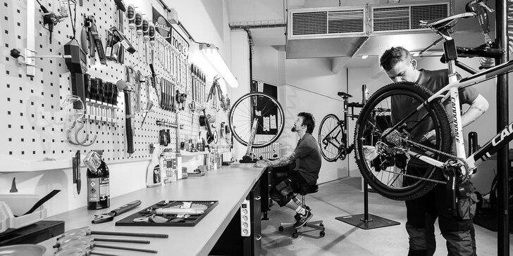 Servis kola dle výběru včetně mytí: Příprava na novou sezónu