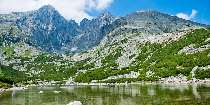 Rodinná dovolená ve Vysokých Tatrách: pronájem apartmánu pro 4 osoby