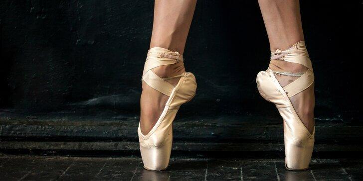 Splňte si dětský sen: Lekce baletu pro dospělé