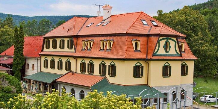 Pobyt v Lázních Leopoldov: 2-3 dny božské relaxace u zámku Buchlovice