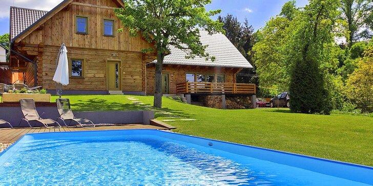 Luxusní penzion, vynikající polopenze a Babiččino údolí na dosah ruky