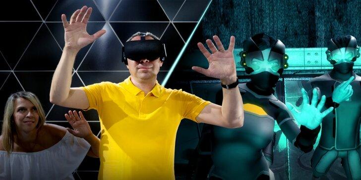 Na skok do jiného světa: 30 nebo 60 minut ve virtuální realitě