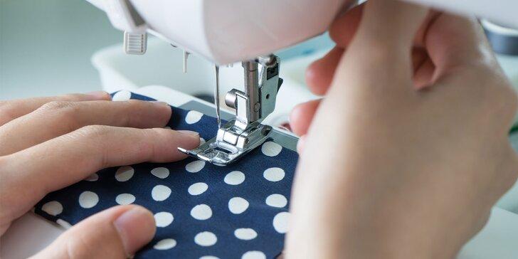 Naučte se šít oblečení i doplňky: kurzy s krejčím Tomášem Dočkalem