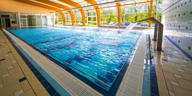 Wellness pobyt ve čtyřhvězdičkovém Spa Resort Sanssouci v Karlových Varech