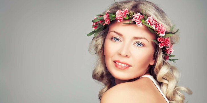 Kosmetické ošetření pokožky ultrazvukovou špachtlí