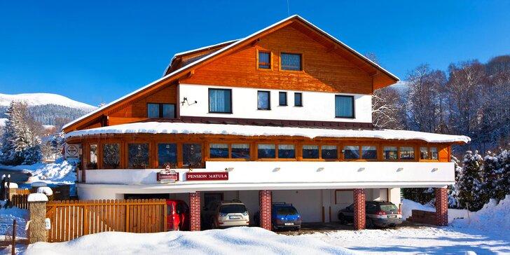 Turistika či lyžování v Rokytnici: Polopenze, wellness i sportovní vyžití