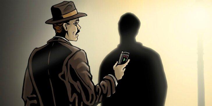 Napínavá novinářská únikovka od Escape Point pro 2-6 hráčů