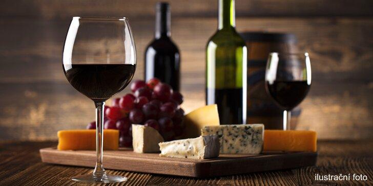 Den Beaujolais: neřízená degustace špičkového vína s drobným občerstvením