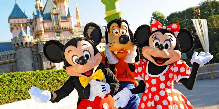 Autobusem do Disneylandu v Paříži: víkendové a sváteční termíny po celý rok