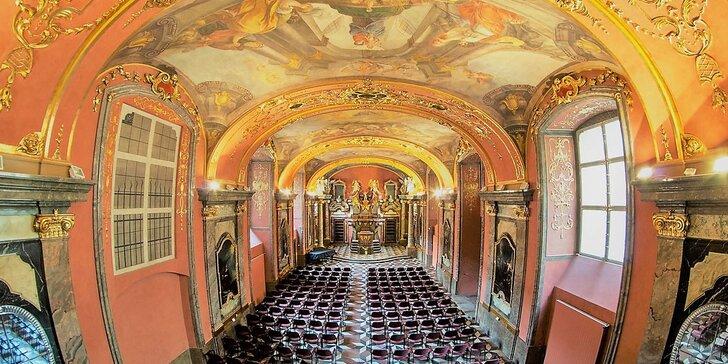 Exkluzivní balíček– koncert ve staré Praze a posezení v Nicolas Baru