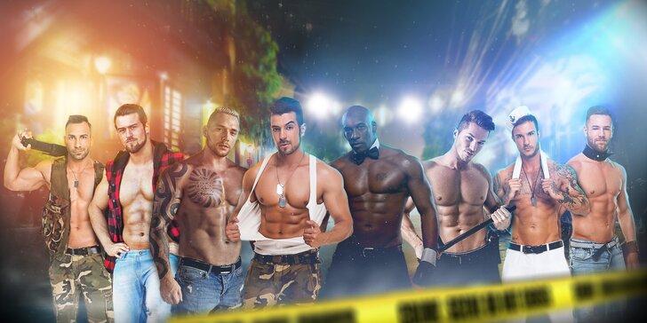 Pro fanynky namakaných těl: Mistrovství světa v pánském striptýzu 2018