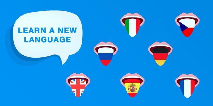 Jarní skupinové jazykové kurzy v česko-britské škole: na výběr z 8 jazyků