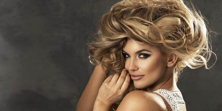 Vlasy krásné od kořínků ke konečkům: kadeřnické balíčky dle výběru