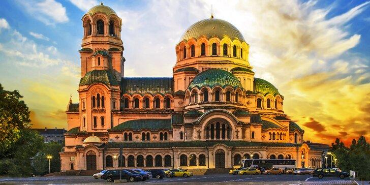 Poznávací zájezd do Bulharska s možností zůstat v hotelu u moře s all inclusive