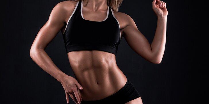 Buďte štíhlí a fit: Individuální program s trenérkou ve fitness SB Centrum Chodov