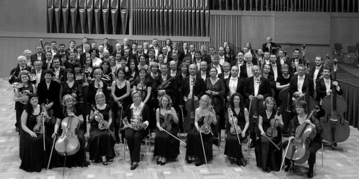 Janáčkova filharmonie Ostrava: předplatné na koncerty dle výběru pro 1 či 2